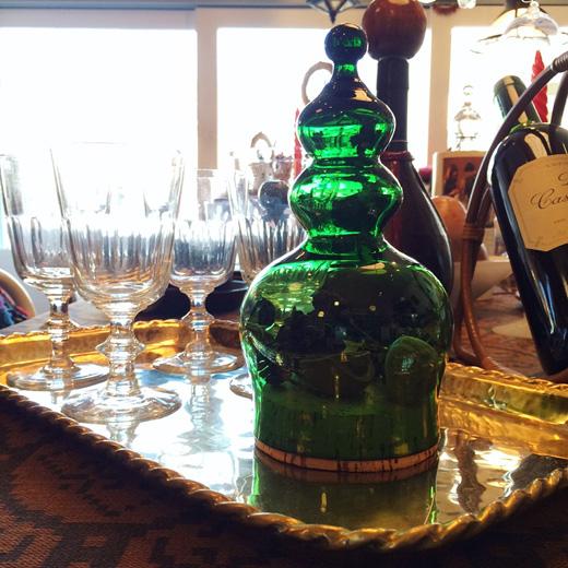 北欧ヴィンテージガラス、コスタボダ、バーティルヴァリーン、キャンディポット、ガラスキャニスター、kostaboda、bertilvallien