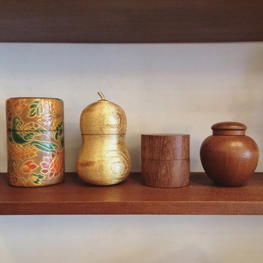 茶道具、茶入、茶器、クラフト、器、ヴィンテージ、古道具、工芸