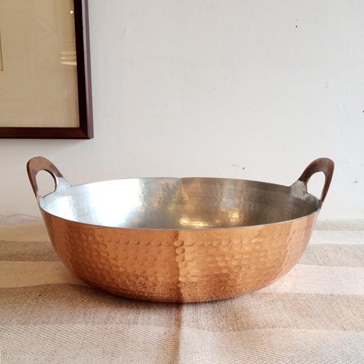 銅鍋、天ぷら鍋、しゃぶしゃぶ鍋、打出し