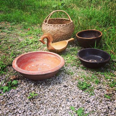 クラフト、器、ボウル、鉢