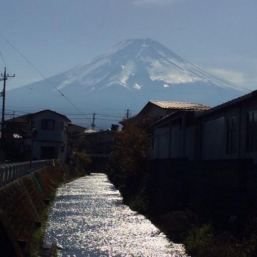 ハタオリマチフェスティバル、富士山、富士吉田市、小室浅間神社