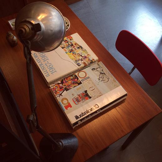アメリカ、イラストレーター、アート、デザイン、本、ヴィンテージ、1960年代、古本