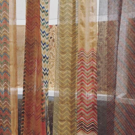 松濤美術館、インドに咲く染と織の華、工芸展