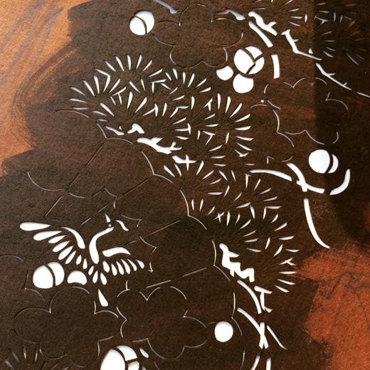 伊勢型紙、古道具、型染、伝統工芸