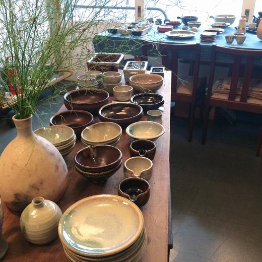 陶器コレクション、民芸、宗像窯、宗像亮一、柳宗理、会津本郷