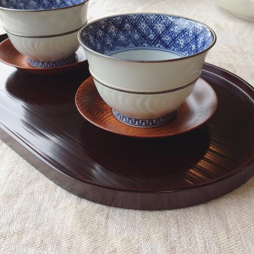茶器、ヴィンテージ、和食器、清水焼、平安瑞古、漆専堂、茶托、岡本専助
