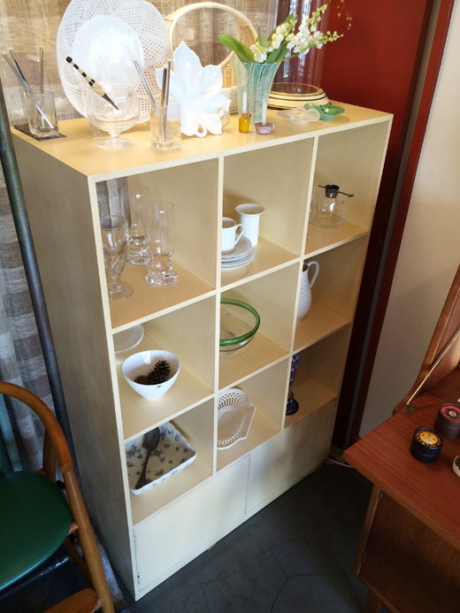 オープンシェルフ.本棚.シェルフ.マス什器.ヴィンテージ.retromodern.shelf.vintage.bookshelf