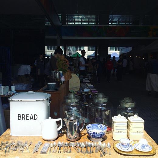tokyocoffeefestival、青山ファーマーズマーケット、国連大学中庭、ナンセンス下北沢、ヴィンテージ
