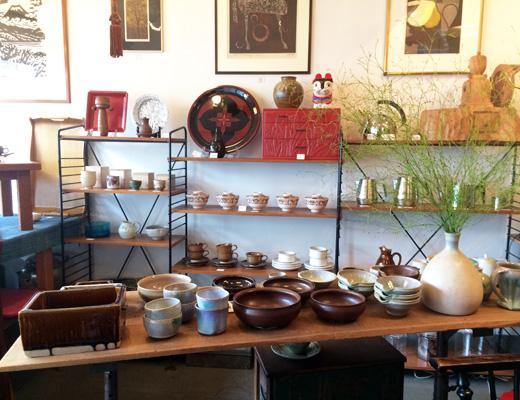 器、和食器、陶器フェア、陶器コレクション、民芸、工芸、ヴィンテージ食器