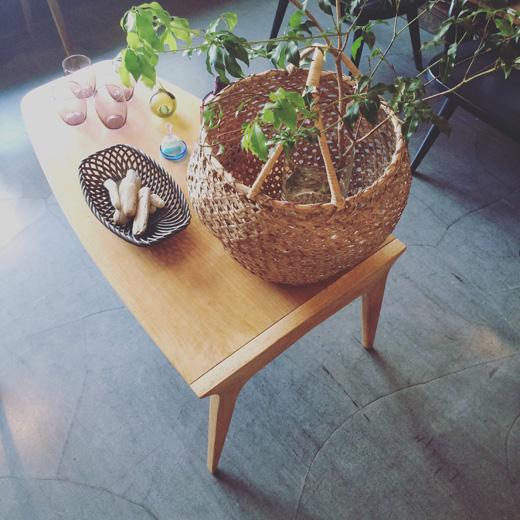 ヴィンテージ、コーヒーテーブル