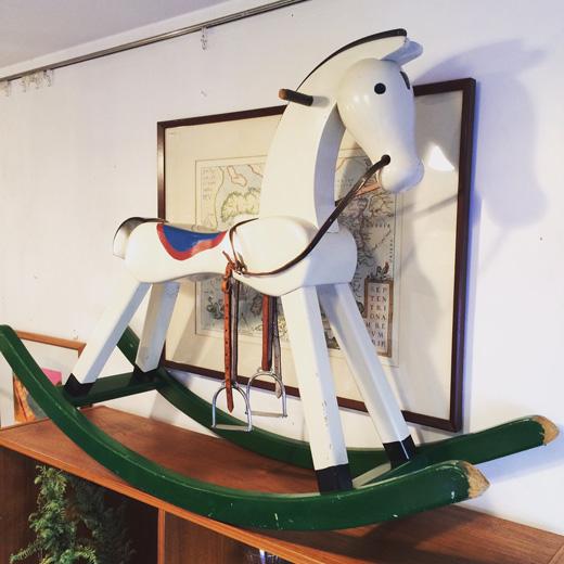 カイボイスン、木馬、ヴィンテージコレクション、希少品、kaybojesen