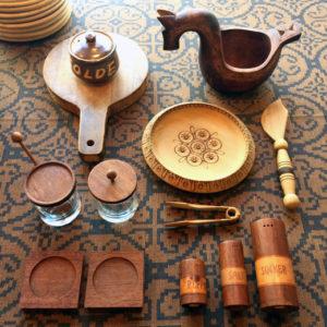 ヴィンテージ食器、キッチン雑貨、北欧、東欧、木製品