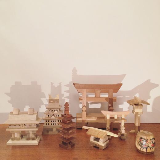 山中組木、モダンクラフト、木のパズル、民芸、箱根寄木細工、組木細工