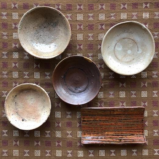 古陶磁、豆皿、小皿、つまみ皿、ピーナッツ皿、和食器