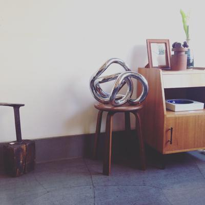知恵の輪、アートオブジェ、アトミックオブジェ