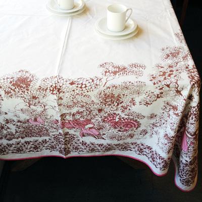 ビョルンウィンブラッド、テーブルクロス、ヴィンテージ
