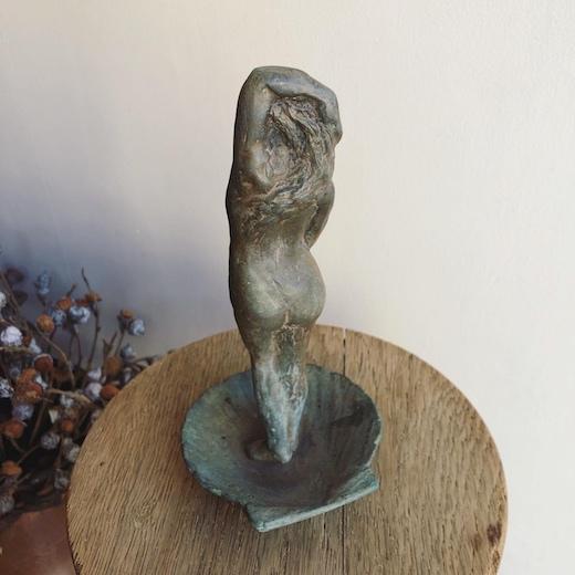 堀進二、彫刻、ブロンズ像、ヴィーナス、ヴィーナス誕生、1960