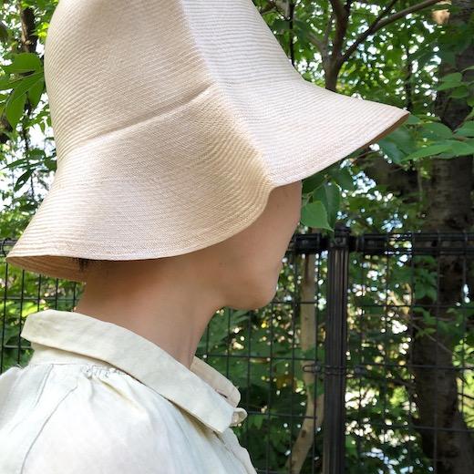 ブンタールハット、高級帽子、ローラーハット、ポケッタブルハット、ヴィンテージ、夏帽子