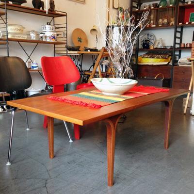 天童木工、コーヒーテーブル、ヴィンテージ