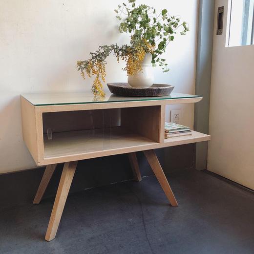 ヴィンテージ家具、コーヒーテーブル、モダンデザイン、1950s、ジャパニーズモダン、カップボード、マガジンラック