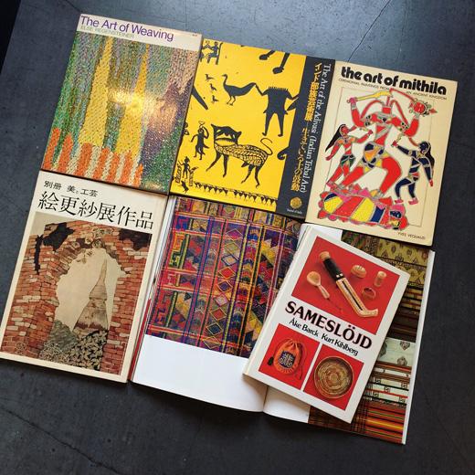 古本、デザイン、装飾デザイン、北欧デザイン、工芸、染織、アート、美術、本、図録