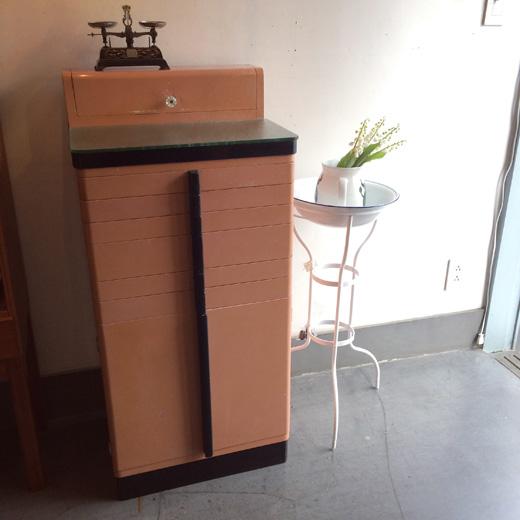 ヴィンテージ家具、デンタルキャビネット、アールデコ、モダン家具、チェスト、引き出し収納