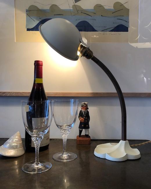 ヴィンテージ証明、イギリス製、デスクライト、テーブルランプ、クラシカルモダン