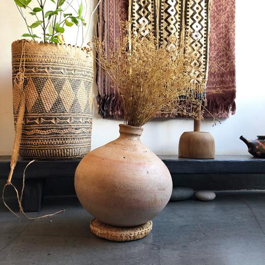 土器、フォークアート、民族器、プリミティブ、古道具、花器、壺