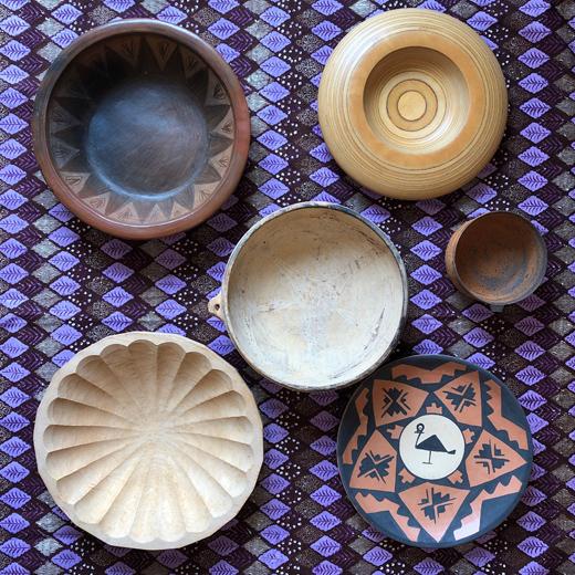 土器、フォークアート、プリミティブ、世界の民芸、器、木工芸、古道具