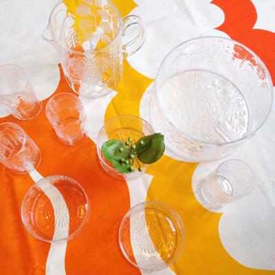 フローラ、ヌータヤルヴィ、北欧ガラス、オイバトイッカ、オイヴァトイッカ
