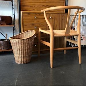 ハンスウェグナー、yチェア、CH24、北欧家具