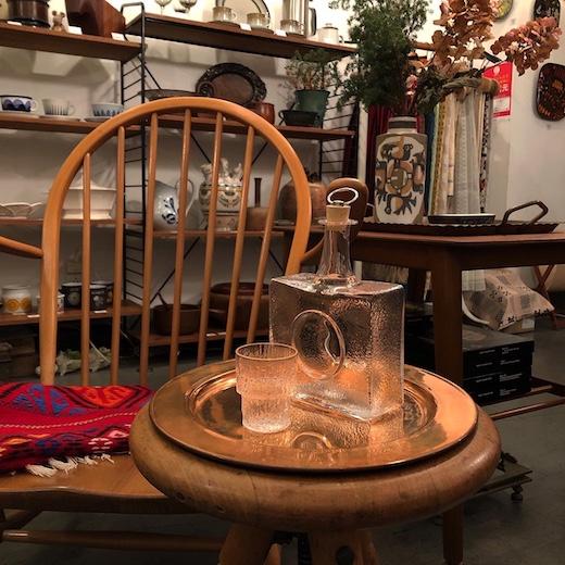 paadar、北欧ヴィンテージガラス、イッタラ、タピオヴィルカラ、北欧デザイン、tapiowirkkala