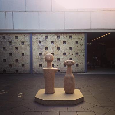 神奈川県立近代美術館、坂倉準三