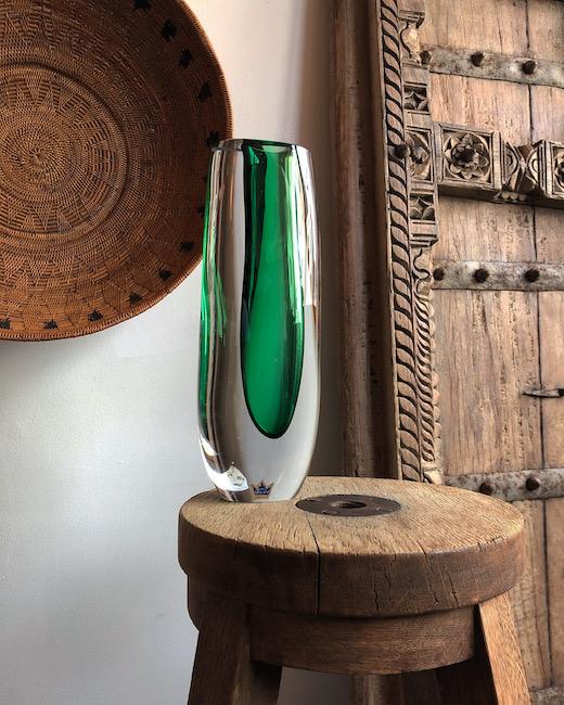 北欧ガラス、コスタ、ヴィッケリンドストランド、モダンガラス、ムラノガラス、北欧ヴィンテージ