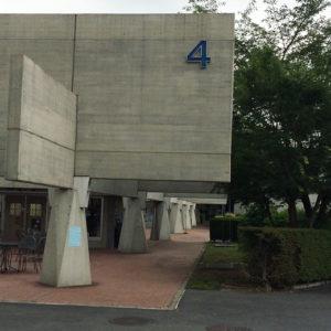 武蔵野美術大学美術館、モダンデザイン、芦原義信、モダニズム建築、産業工芸試験所
