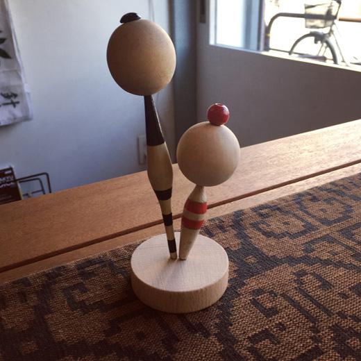 ナンセンスリメイク、こけし、こけし人形、木工、民芸、古道具、ハンドクラフト