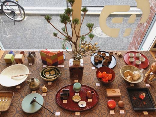 新春の器、和食器、お正月のしつらえ、ナンセンス下北沢、テーブルコーディネイト、和モダン