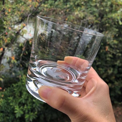 オイバトイッカ、グラス、フィンエアー限定、ヌータヤルヴィ、北欧ヴィンテージガラス