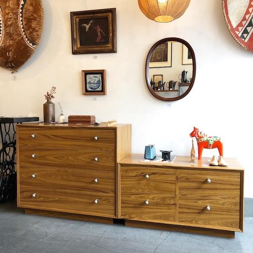 オカムラ、ヴィンテージチェスト、gkindustrialdesign、モダン家具、オフィス家具