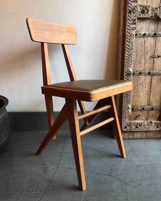 マルニ、オールドマルニ、デルタチェア、小椅子、1955、ジャパニーズモダン