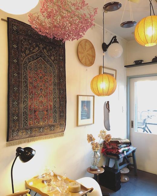 ペルシャ絨緞、ヴィンテージラグ、ミフラーブ、メヘラーブ、モスク文様、プリミティブアート