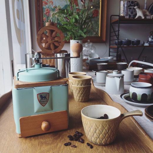 プジョー、コーヒーミル、ヴィンテージ、コーヒー道具