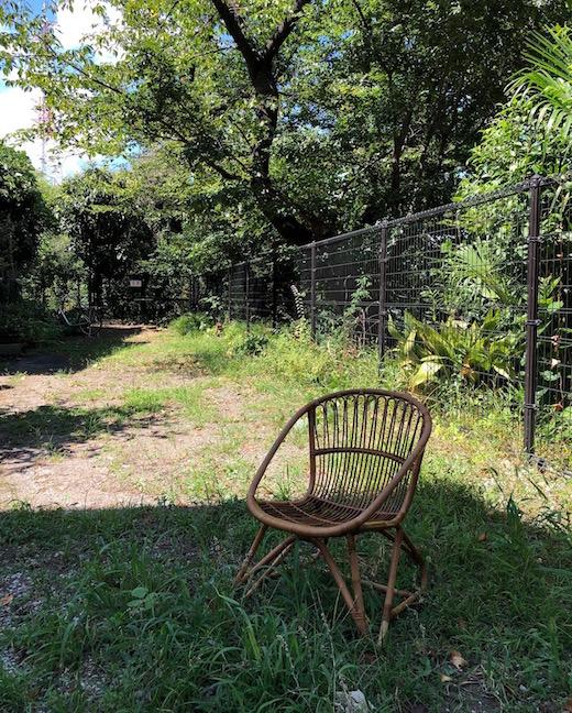 籐椅子、ラタンチェア、菊椅子、山川ラタン、山川譲、ジャパニーズモダン、名作椅子、ymk、ヴィンテージチェア
