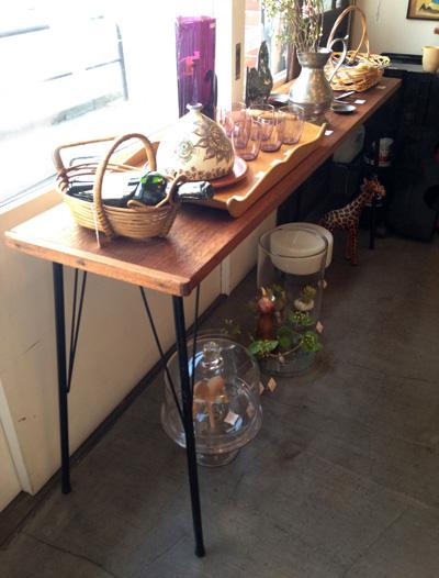 リメイクテーブル、裁ち板