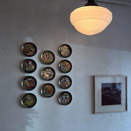 ローゼンタールスタジオライン、アラジン、ビョルンウィンブラッド、アラジンと魔法のランプ、絵皿、ヴィンテージ