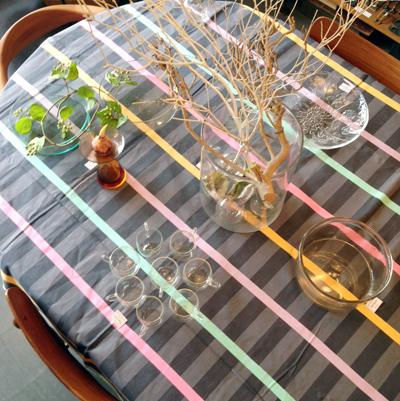 テーブルコーディネイト、北欧スタイル