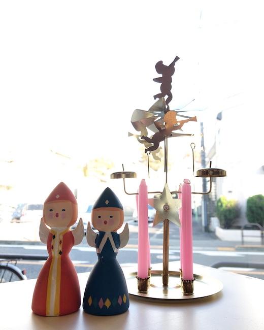 高島屋、ローズちゃん、エンジェル、呼び鈴、エンジェルチャイム、天使、クリスマス雑貨