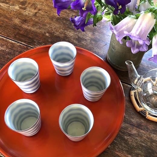 東哉、清水焼、京焼、音羽山窯、湯のみ、フリーカップ、酒器、モダン和食器
