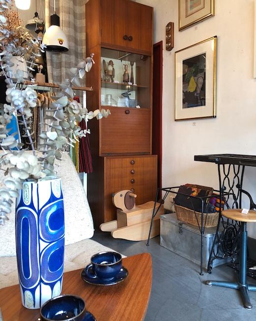 ヴィンテージ家具、チーク家具、キャビネット、北欧モダン、モダンインテリア