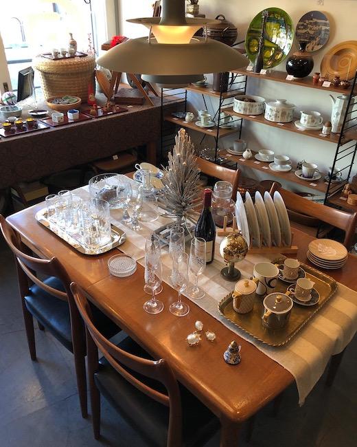 辻木工、チーク家具、ダイニングセット、エクステンションテーブル、北欧スタイル、モダン家具、ヴィンテージ家具